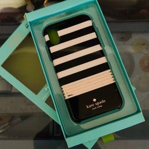 Kate Spade iPhone X Case ♠️ 📱